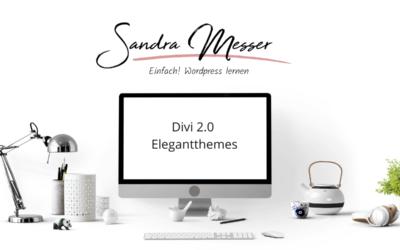 Anleitung Divi 2.0 Elegantthemes – Video Tutorial