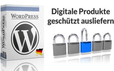 WP Plugin Download Tresor: Schützt Deine WordPress Seiten und Freebies!