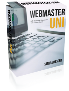 Cover Webmaster Uni
