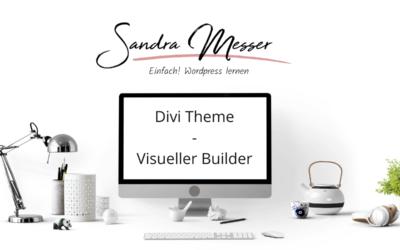 Divi Anleitung Visueller Builder
