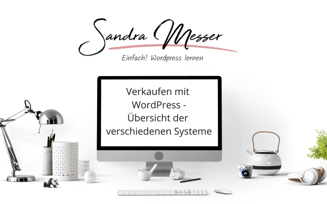 Verkaufen mit WordPress